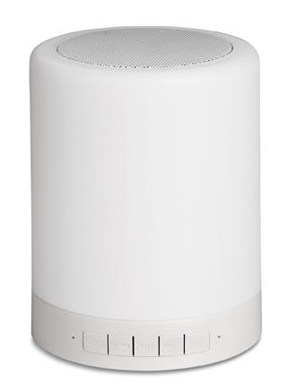 Nykomna CAMP - Trådlös högtalare med ljus - PremiumDesign IJ-12